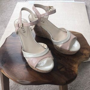 Women's Guess wedges size 7.5